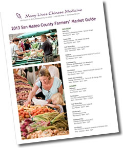 Farmers' Market Guide for San Mateo County
